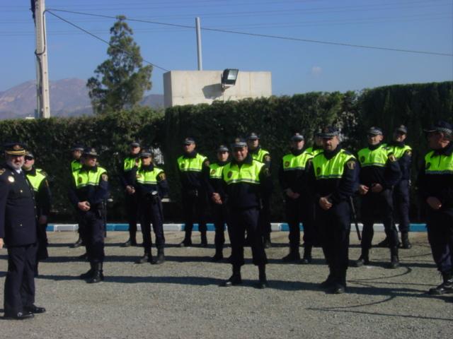 INAUGURACIÓN DE LAS INSTALACIONES DE LA POLICÍA LOCAL EN NOVELDA