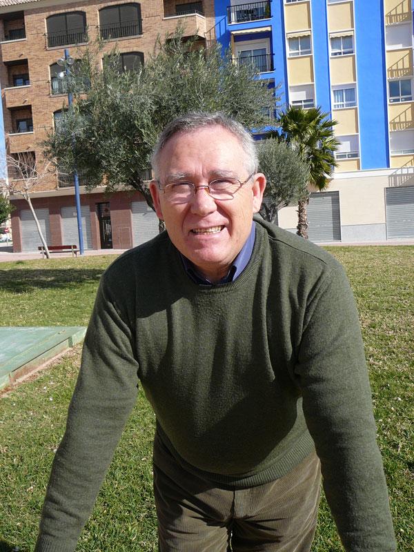 Luis Soria: «En Novelda hace falta un partido de centro»