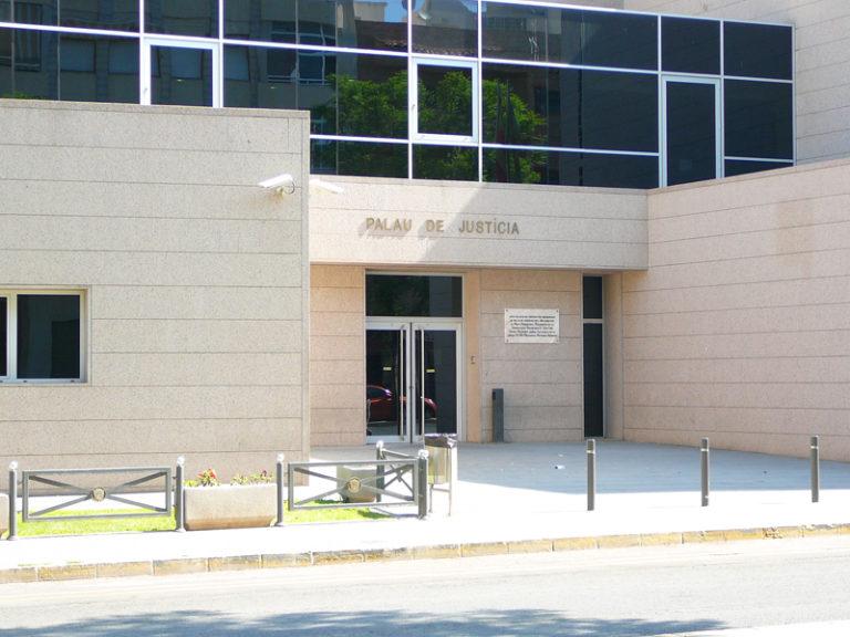 La Generalitat adecuará el juzgado de Novelda para mejorar su accesibilidad