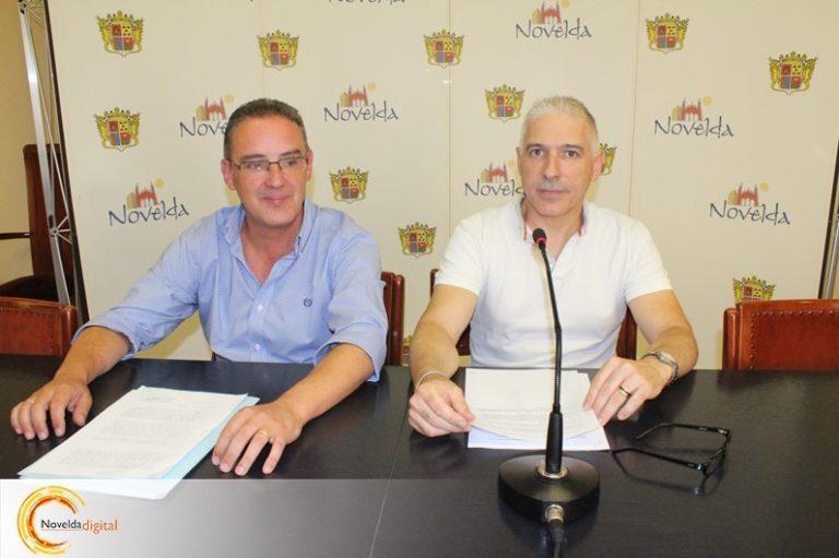 UPYD presentará una moción de censura contra el alcalde de Novelda por no cumplir con el pacto de gobierno