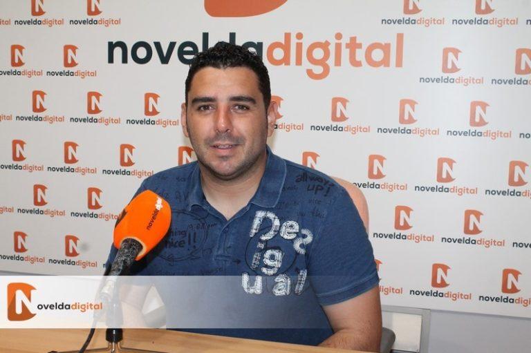 """Entrevista a Juan Castillo, entrenador del Hércules CF """"B"""""""