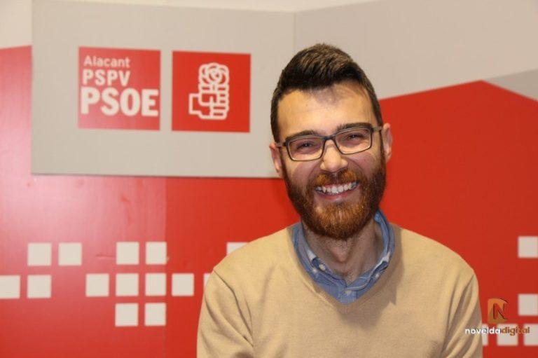 Fran Martínez: «Quiero recuperar el partido como un espacio donde las personas debatan»