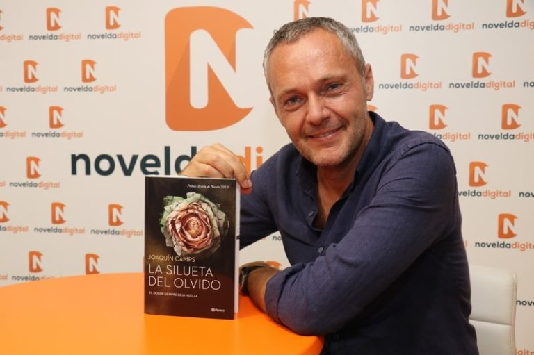 Joaquín Camps, premio Azorín de Novela 2019: «Mi objetivo es hacer pensar al lector»