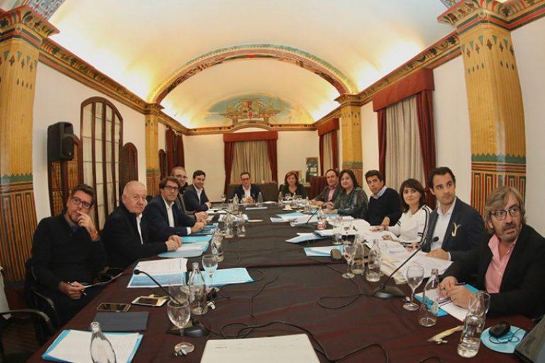 El presupuesto de la Diputación de Alicante para 2020 ascenderá a 223 millones de euros