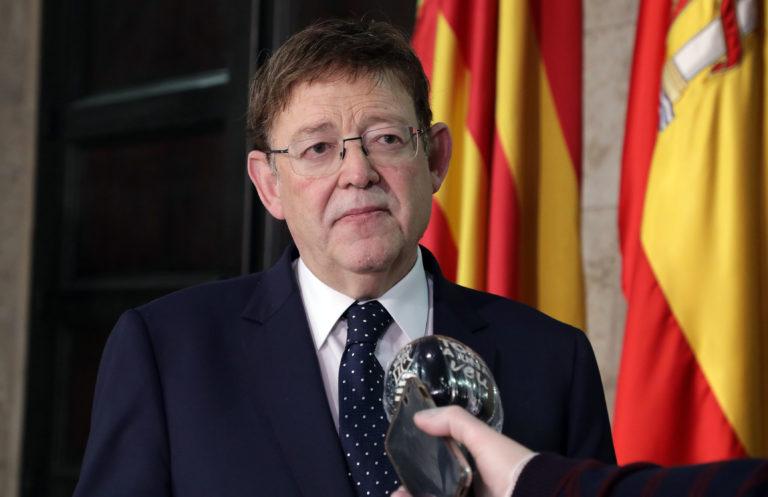 Ximo Puig anuncia que la Generalitat estudia medidas para que la ciudadanía pueda acceder este verano a las playas con la adecuada seguridad si la evolución de la crisis lo permite