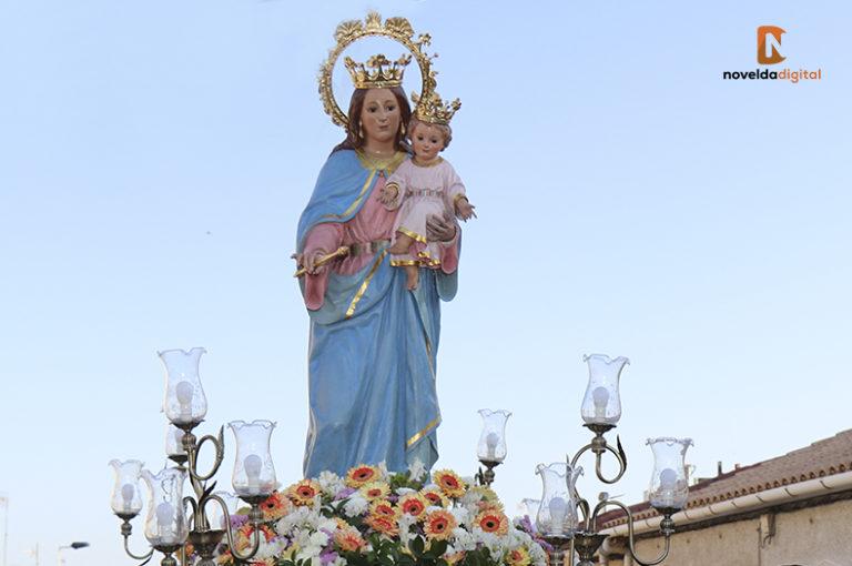 Hoy se celebra el día de María Auxiliadora, patrona del barrio que lleva su nombre y del colegio Oratorio Festivo