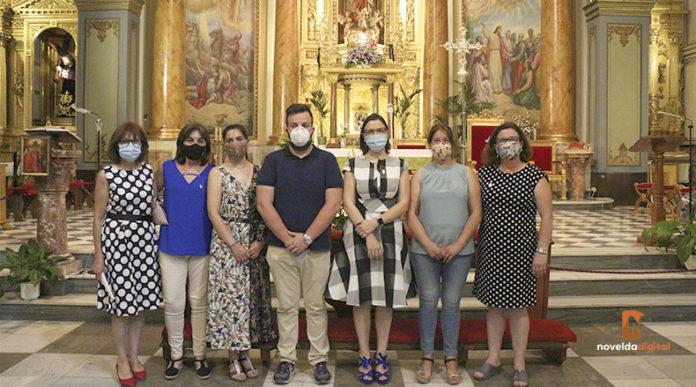 Misa-del-Patronato-de-Santa-María-Magdalena-en-memoria-de-los-fallecidos-por-COVID-19