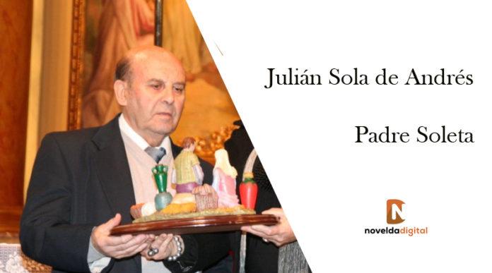Julián Sola de Andrés - Padre Soleta