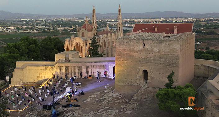 El Ayuntamiento de Novelda inaugura un nuevo espacio cultural en el Castillo de La Mola