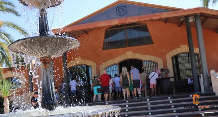 La Bodega Casa Sicilia celebra el Día de la Vendimia durante dos fines de semana