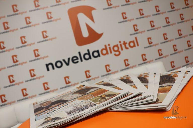 Ya está disponible la edición web del periódico de septiembre de Novelda Digital