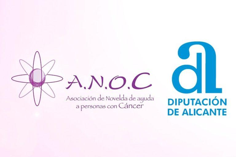 La Diputación otorga 3.674 euros de subvención a ANOC