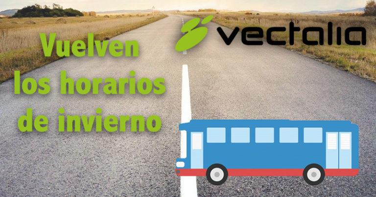 Vuelve el horario de invierno para las líneas regionales de autobuses que pasan por Novelda