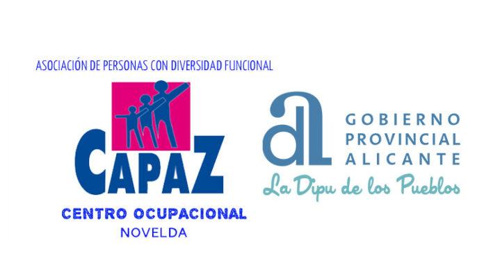 Capaz recibe 3.200 euros de la Diputación de Alicante
