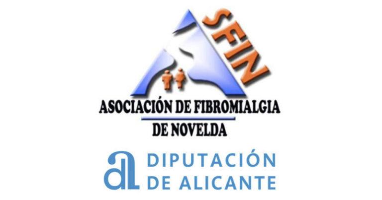 La Diputación concede dos subvenciones a la Asociación de Fibromialgia de Novelda