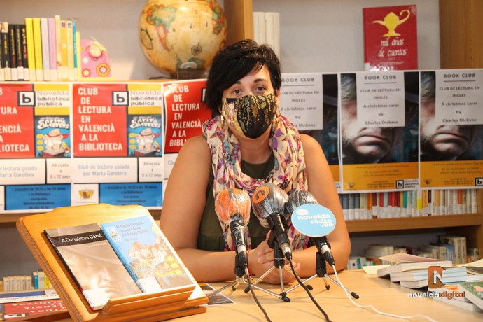 La Biblioteca Municipal acoge dos nuevos clubs de lectura