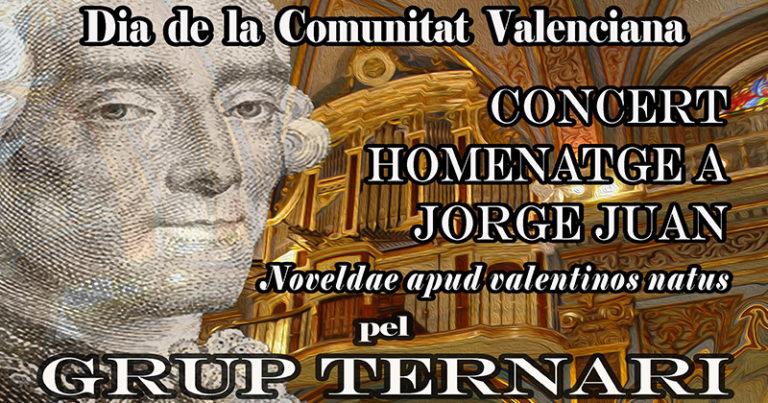 La Asamblea Amistosa ofrece un concierto de dulzainas y órgano por el Día de la Comunidad Valenciana