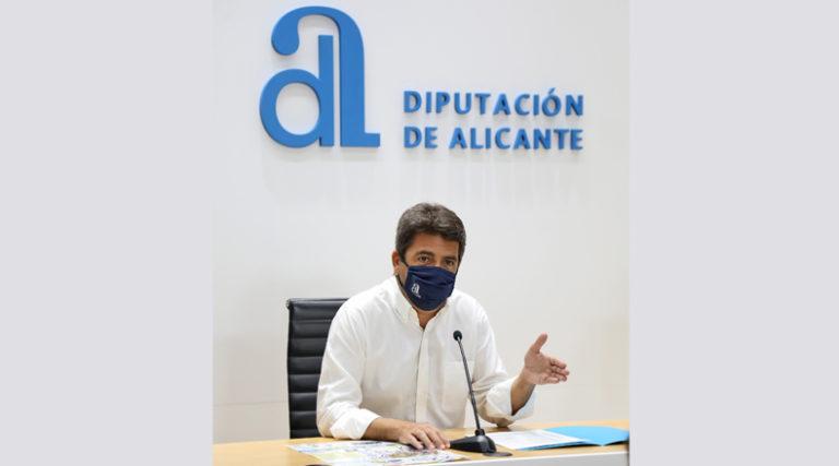 Mazón exige al Gobierno central que se replantee la cancelación del programa del Imserso y ofrezca alternativas