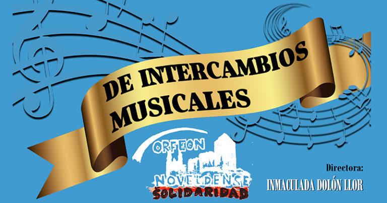 El Orfeón Noveldense ofrece un concierto el próximo domingo, 4 de octubre