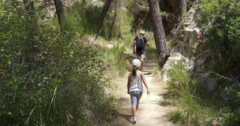 La Diputación retoma este fin de semana su programa de senderismo con una ruta por Torremanzanas