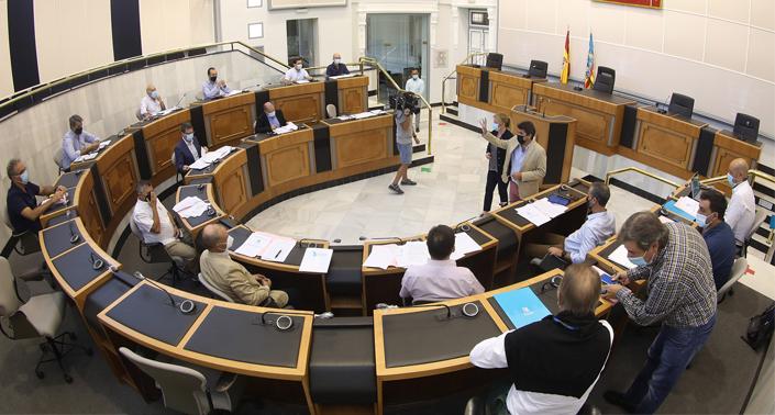 La Comisión Técnica del Agua critica la inoportunidad de la declaración de sobreexplotación y reclama la exención de los costes de amortización del trasvase Júcar-Vinalopó