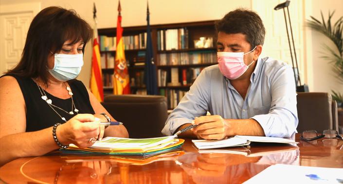 La Diputación destina más de 4 millones de euros para mil ayudas de bienestar social, igualdad y juventud