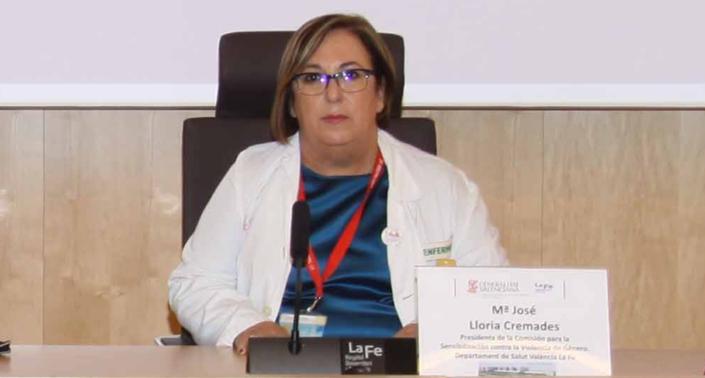 María José Lloria será la comisionada de Atención Primaria y Comunitaria del Sistema Valenciano de Salud