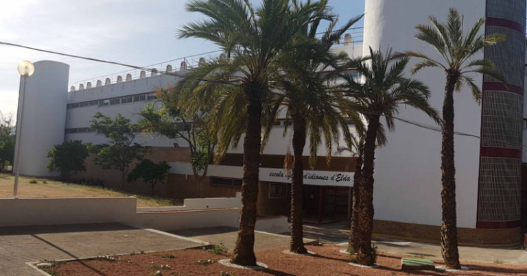 La Escuela Oficial de Idiomas de Elda abre el periodo de matrícula de vacantes el próximo 5 de octubre