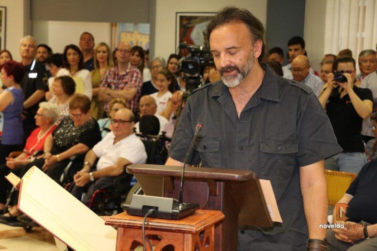 Dimite el concejal Ricardo Moreno Mira