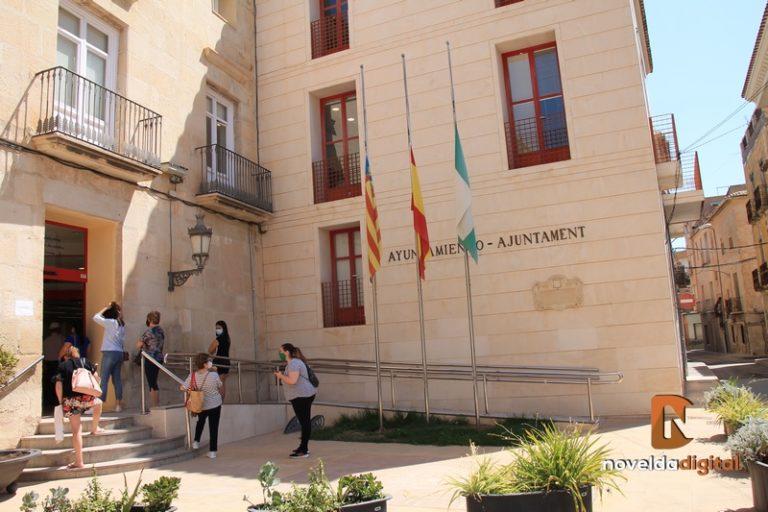 Economía concede 2.700 € al Ayuntamiento de Novelda para gastos corrientes realizados en apoyo al comercio y la artesanía por la crisis de la COVID-19