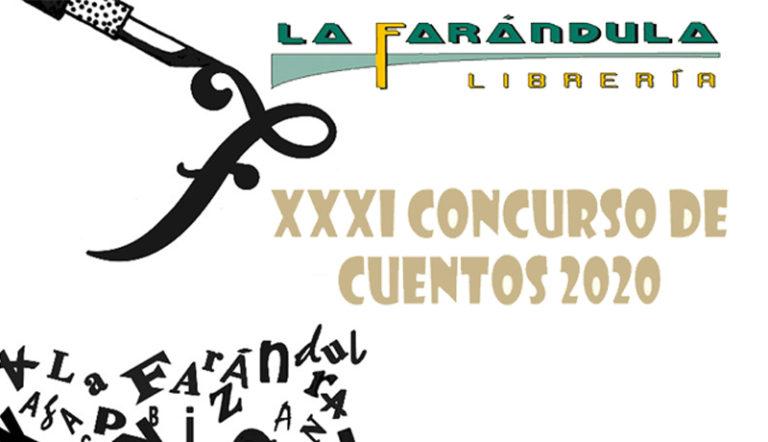 La Farandula convoca la XXXI edición del concurso de Cuentos 2020