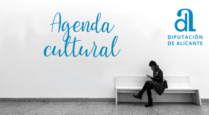 Agenda Cultural Diputación de Alicante