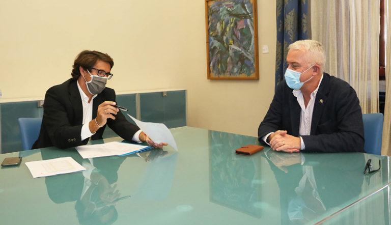 La Diputación refuerza los contactos con los consulados para valorar la situación de los residentes internacionales ante el Covid-19