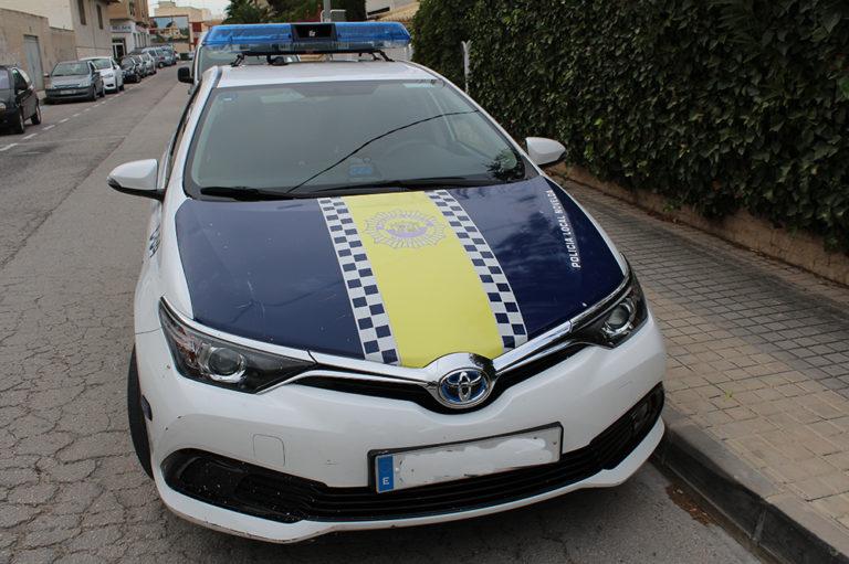 Policía Local levanta 15 actas por el incumplimiento de las medidas sanitarias para la contención del Covid-19