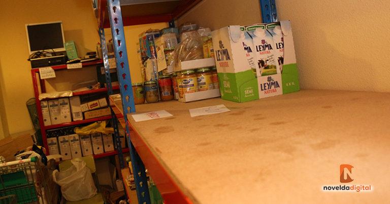 Vuelve la recogida de alimentos destinada al Banco de Alimentos