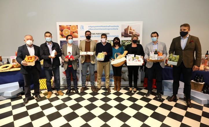La Diputación promueve una campaña para incentivar el consumo de productos autóctonos y reactivar la economía local