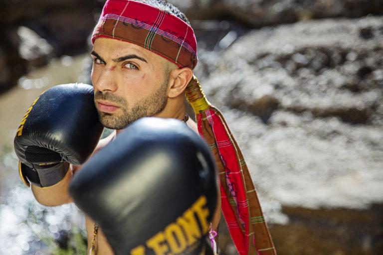 Luismi Salar amplía su ámbito de competición con el Kick Boxing y el Boxeo