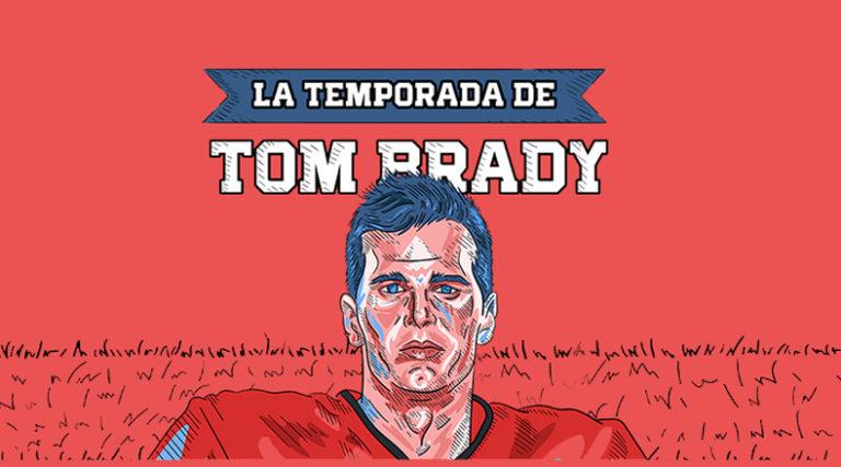 Tom Brady, una leyenda que quiere seguir demostrando su valía