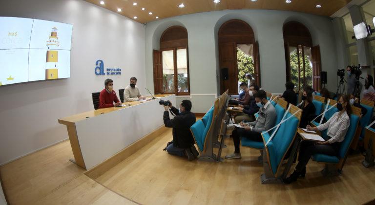 El Plan + Cerca de la Diputación invertirá 30 millones de euros en los ayuntamientos de la provincia