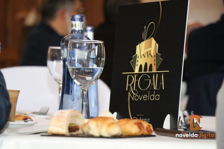 Presentación de la campaña «Regala Novelda»