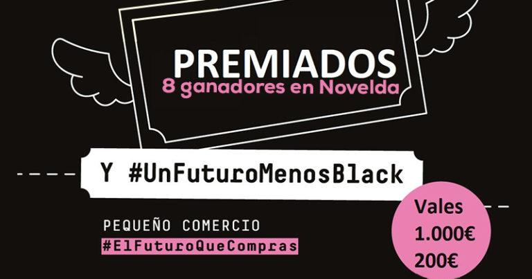 Ocho noveldenses han sido premiados con la campaña del Black Friday de Confecomerç