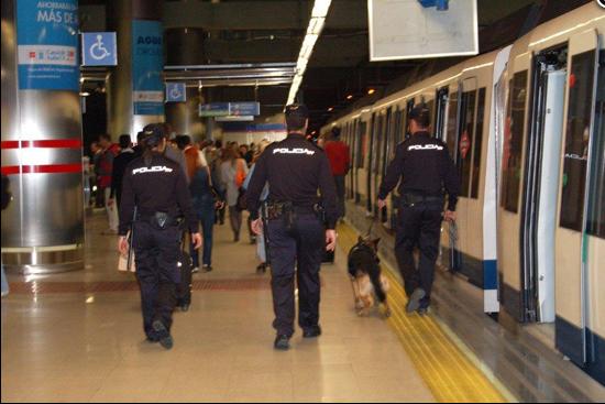 El Ministerio del Interior refuerza las medidas de prevención antiterrorista por las fiestas navideñas