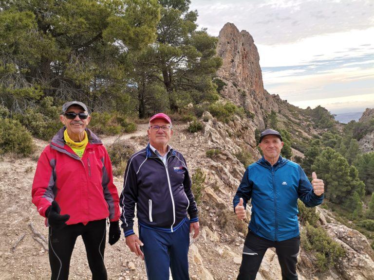 Nº 161) Grupo «Los Molliteros» , (senderistas).-