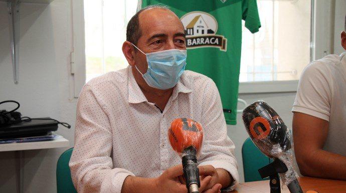 El presidente del Novelda CF confirma la existencia de deudas a jugadores y miembros del cuerpo técnico