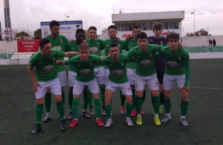El Juvenil del Novelda CF vuelve a la competición con victoria