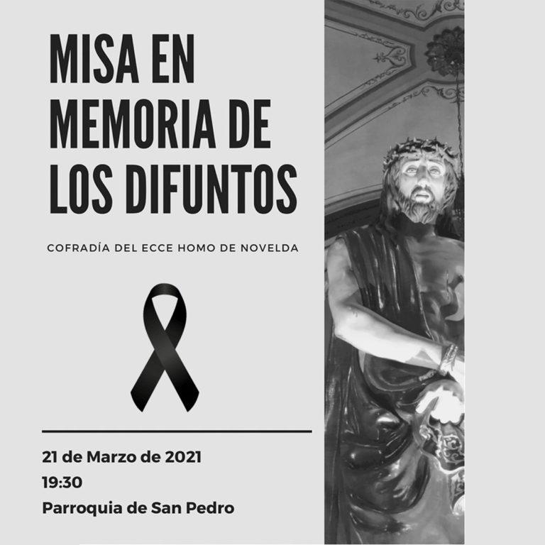 Misa en memoria de los Difuntos