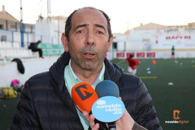 El presidente del Novelda CF estudiará varias ofertas de inversores para el club