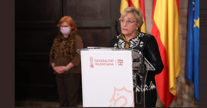 La Comunitat Valenciana comenzará a vacunar a las personas de 69 a 66 años la próxima semana