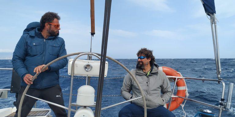 Nº 170) Miguel Ángel Burgos Martínez (regatista; navegante a vela).-