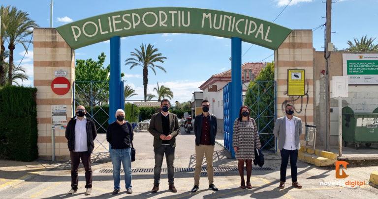 Novelda acoge una de las primeras actuaciones del Plan Planifica de la Diputación de Alicante